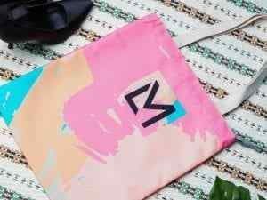 LM TOTE BAG – The Pink Epitome Series