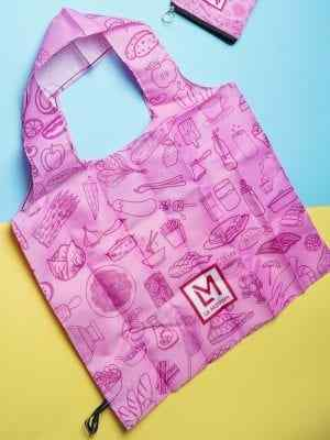 LM SHOPPING BAG